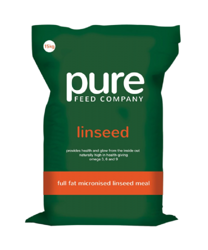 Pure Feed Company -  Pure Linseed  - 15kg